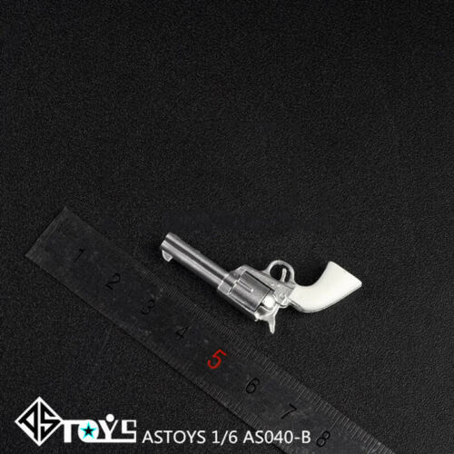 "ASTOYS  AS040 1//6 Scale Colt P18520 Revolver Model for 12/"" Action Figure"