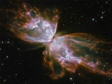SPACE STARS NEBULA COSMOS GALAXY UNIVERSE HUBBLE POSTER ART PRINT LV11127