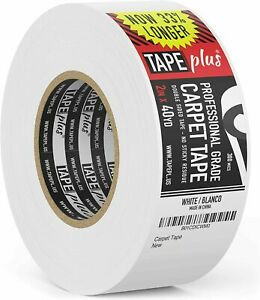 Professional-Rug-Tape-2-Inch-by-40-Yards-120-Feet-Double-Sided-Non-Slip-C