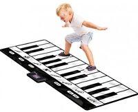 Gigantic Keyboard Play Mat, 24-keys Piano Kids Toys Music Instruments on Sale