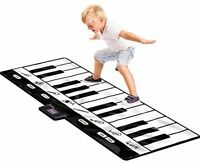 Gigantic Keyboard Play Mat, 24-keys Piano Kids Toys Music Instruments on sale
