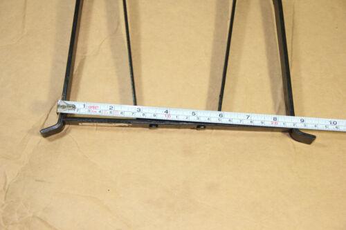 Vintage 26/'/' Bike Bicycle Drop Stand Rear Kickstand Beach Cruiser Iron Black