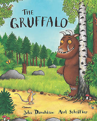 1 of 1 - The Gruffalo, Julia Donaldson | Board book Book | Acceptable | 9780230747937