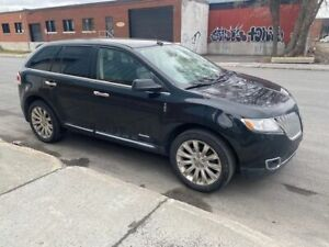 2012 Lincoln MKX Awd 204 000 km tres propre toute equiper air climatiser toit ouvrant $ 7995.