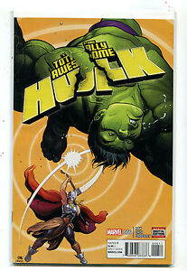 The-Totally-Awesome-Hulk-6-NM-Pak-Choi-Crossley-Marvel-Comics-MD10