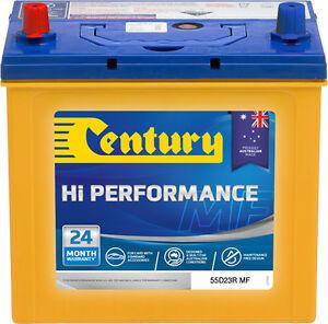 CENTURY-55D23RMF-HIGH-PERFORMANCE-MAINTENANCE-FREE-BATTERY-24-MTHS-NATIONWIDE-WA