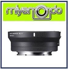 Sigma MC-11 Mount Converter Lens Adapter (Canon to Sony E)