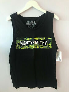 MIghty-Healthy-Tiger-Style-Tank-Top-Medium-New-with-tags-skate-streetwear