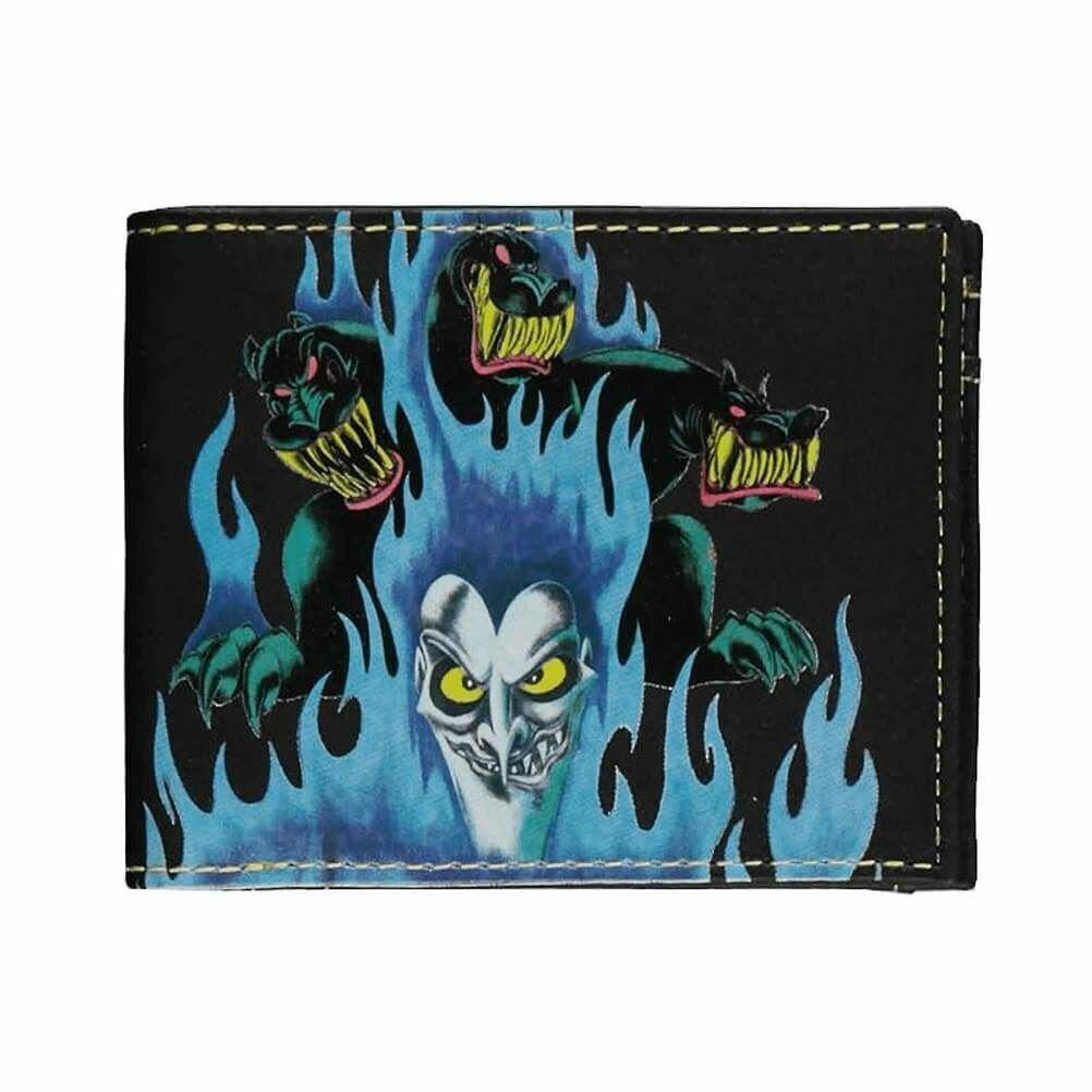 Disney Bösewichte Hades Charakter Faltgeldbörse - Hercules Merch