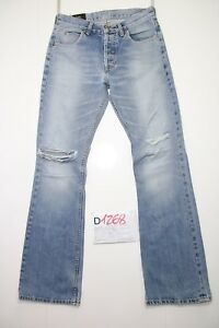 Lee-denver-bootcut-jeans-usato-Cod-D1268-Tg-44-W30-L34-uomo-boyfriend
