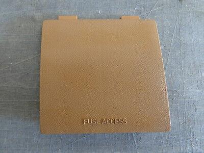driver side fuse box cover maserati chrysler tc 89 90 91 | ebay  ebay