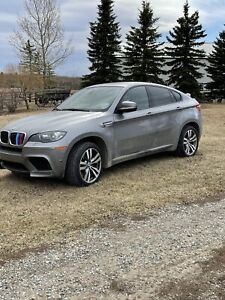 2012 BMW X6 X package, fully optioned