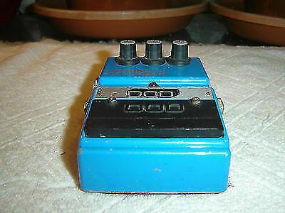 dod fx 65 stereo chorus vintage guitar pedal for sale online ebay. Black Bedroom Furniture Sets. Home Design Ideas