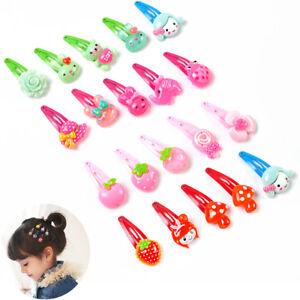 Princess-20pcs-Cartoon-Assorted-Baby-Kids-Girls-HairPin-Hair-Clips-Accessories
