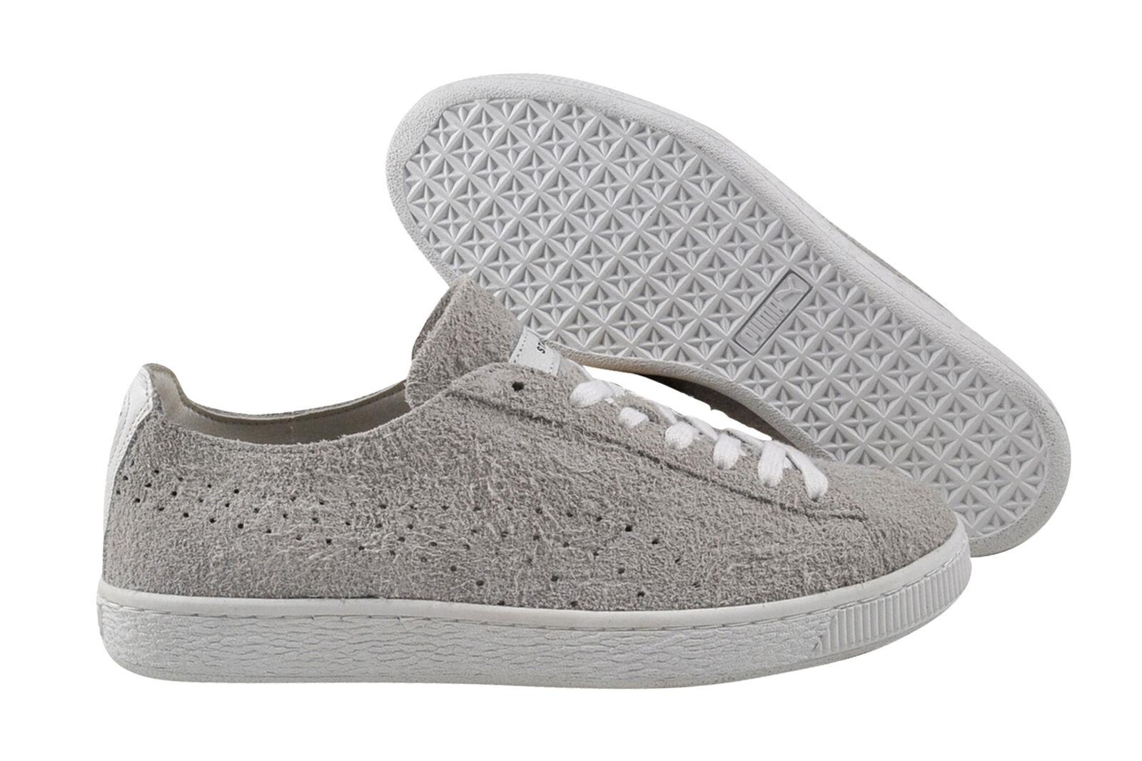 Puma States X Stampd Weiß Turnschuhe Schuhe weiß 361491 03