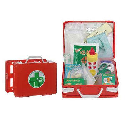 Valigetta kit primo pronto soccorso cassetta emergenza medica sicurezza MEDIC3