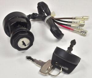 Ignition Key Switch FITS POLARIS 400 2x4 1994 1995 ATV NEW