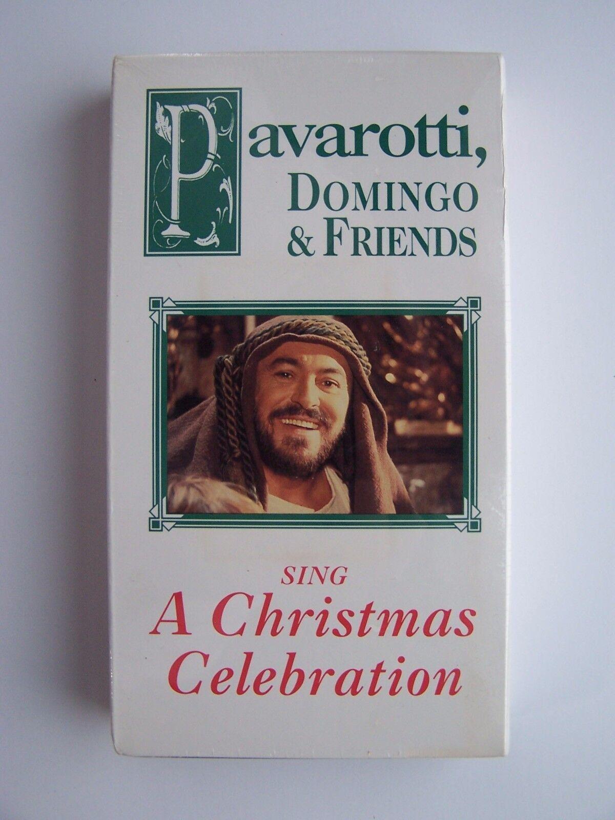 Pavarotti, Domingo & Friends Sing a Christmas Celebrati