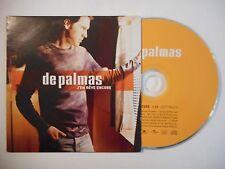 DE PALMAS : J'EN REVE ENCORE ▓ CD SINGLE PORT GRATUIT ▓
