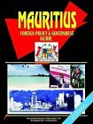 Mauritius Foreign Policy and Government Guide by International Business Publications, USA (Paperback / softback, 2004)