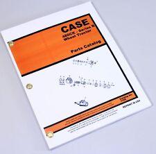 Case 480b 480ck 480 Series B Wheel Tractor Parts Manual Catalog Exploded Views