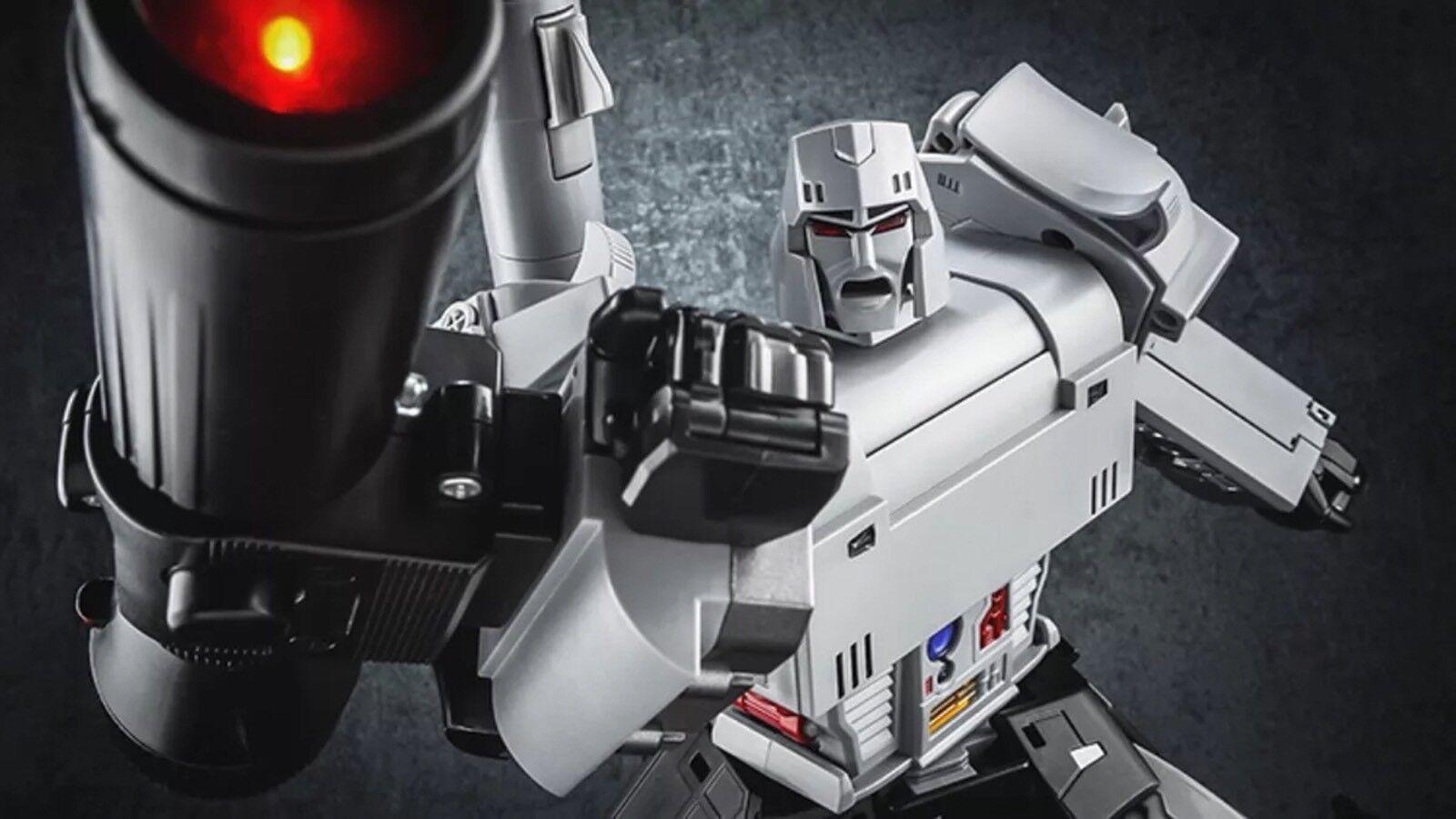 Transformers  Megatron - Wei Jiang Oversized G1 Action Figure