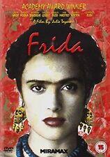 Frida DVD Salma Hayek Alfred Molina Valeria Golino