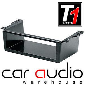 universal single din car van hgv jcb stereo under dash mount tray car stereo housing at Car Stereo Housing