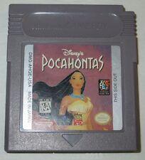 Disney's Pocahontas (Nintendo Game Boy, 1996) Game Cartridge Only (NTSC)