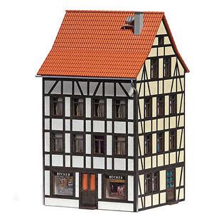 Busch-1536-Eckhaus-neu-OVP-Haus-Stadthaus