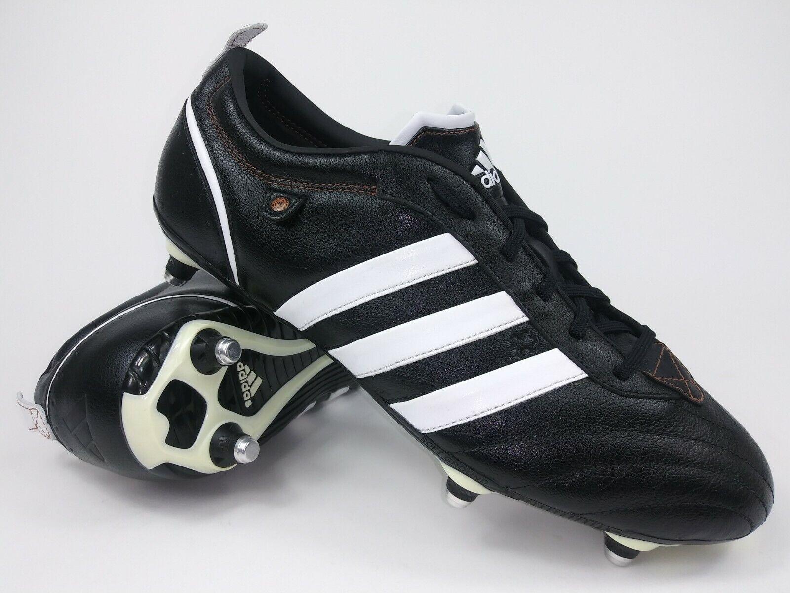 Adidas señores raramente TelEstrella ll sg 012448 fútbol galerías botas de fútbol