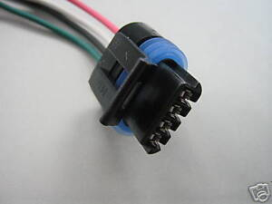 ignition control module wiring connector gm lt1 ebay rh ebay com gm ignition control module wiring