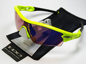 Oakley-Radar-Neon-Gelb-G30-Sonnenbrille-Radarlock-Ev-Zero-Jawbreaker-Jawbone-M2