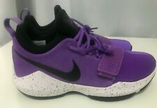 promo code 18740 6ce2d Nike PG 1 EP Bright Violet Black Paul George Men Basketball Shoes ...