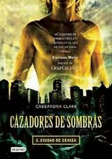 Cazadores de sombras. Ciudad de ceniza (Spanish Edition)-ExLibrary