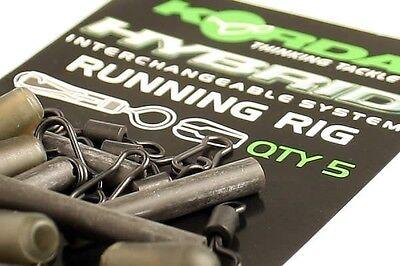 Korda Hybrid Running Rig 5 Pack