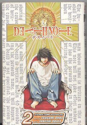 Manga - DEATH NOTE Volume 2 CONFLUENCE - Shonen Jump