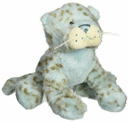 Webkinz Icy Mist Leopard Soft Plush Animal With Online Code From Ganz