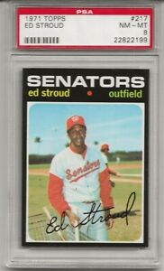 SET-BREAK-1971-TOPPS-217-ED-STROUD-PSA-8-NM-MT-SENATORS-CENTERED-L-K