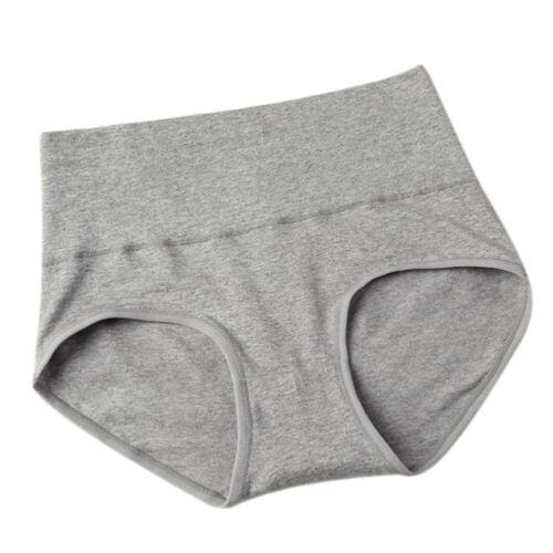 Women High Waist Briefs Panty Underwear Shapewear Control Slim Tummy Body Shaper
