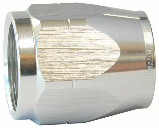 Aeroflow AF559-10DCS Silver Hose End Socket Cutter Style Fittings Only AF559-...