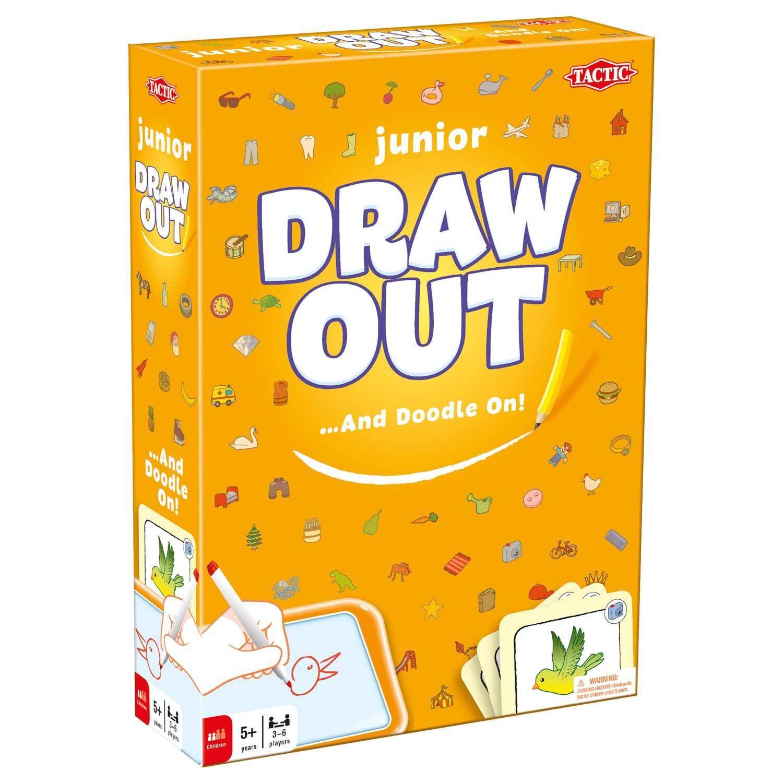 Draw Out Junior - pour Enfants Enfants Enfants Dessin Jeu 053732