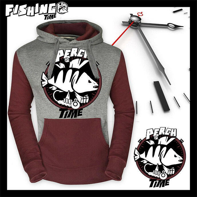 Hotspot Design Sweat PERCH TIME- Sweater, Sweater, TIME- Kapuzenpullover, Hoody 700eb2
