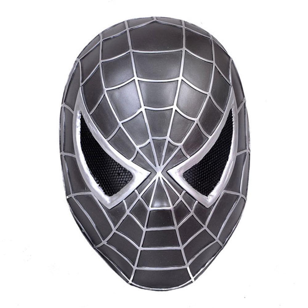 COOL Paintball BB Gun airsoft faccia piena prossoezione Maschera di SpiderMan Prop Cosplay