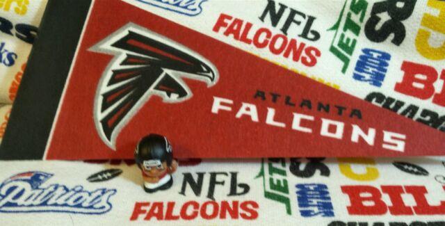 SERIES 2 ATLANTA FALCONS 2013 NFL TEENYMATES RUNNING BACK Figure