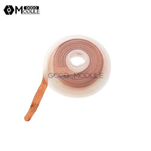 CP-2015 5Feet //1.5M 2mm Desoldering Braid Solder Remover Wick Cable Repair Tool