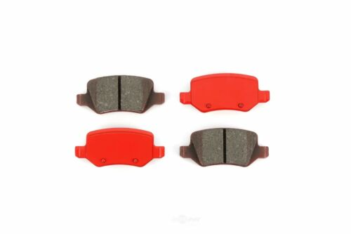 Disc Brake Pad Set-SIM Semi-Metallic Rear Transit fits 06-08 Mercedes B200