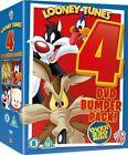 Looney Tunes and Friends Quad 5051892094221 DVD Region 2