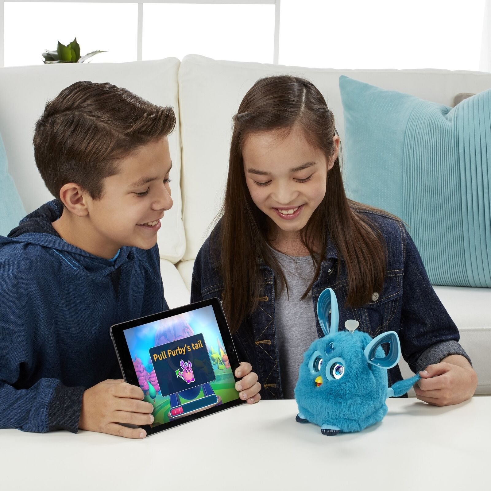 Hasbro Furby Connect Friend Friend Friend Teal cd65ac