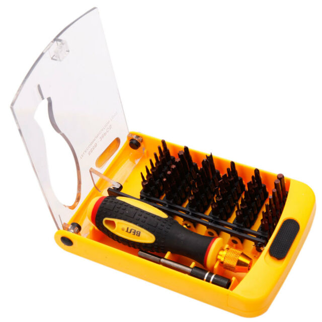 BEST 888A-38 38in1 Precision Screwdriver Set Repair Tools Kit for Cellphone PC